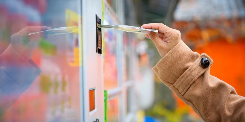 Inviare i corrispettivi Vending Machine