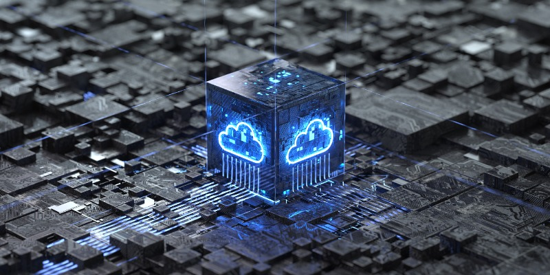 Cloud Computing Picture Id1204545808